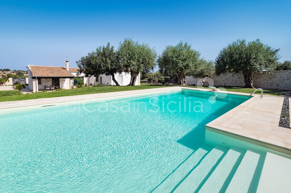 Corte Moscata Country Villa with Swimming Pool for rent near Noto - 1