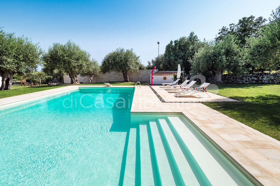 Corte Moscata Country Villa with Swimming Pool for rent near Noto - 2