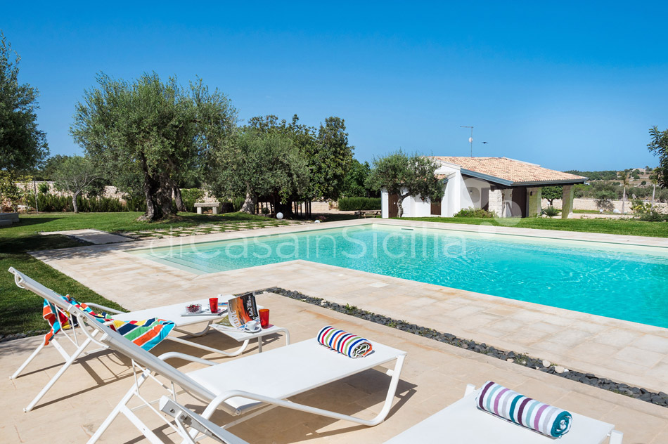 Corte Moscata Country Villa with Swimming Pool for rent near Noto - 4