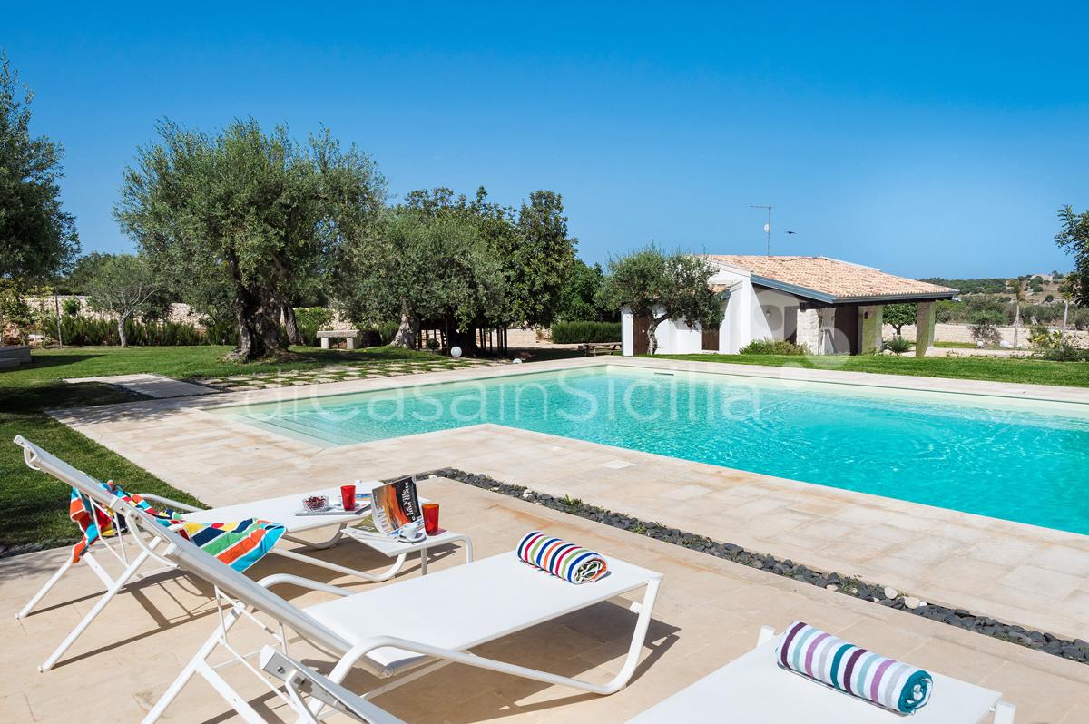 Corte Moscata Villa con Piscina in Campagna affitto Noto Sicilia - 4