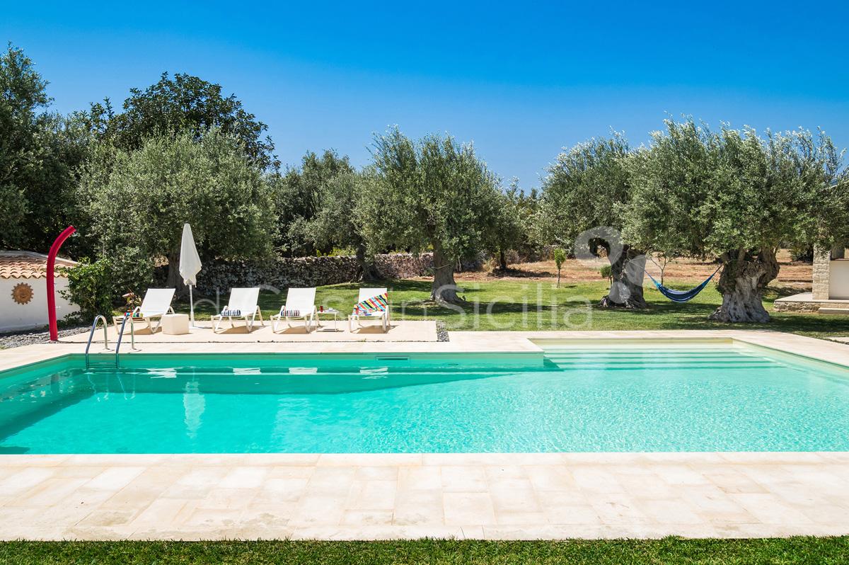 Corte Moscata Villa con Piscina in Campagna affitto Noto Sicilia - 5