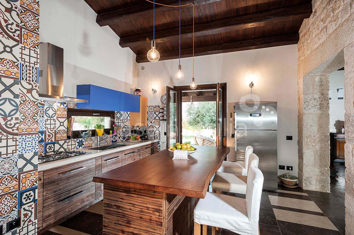 Corte Moscata Villa con Piscina in Campagna affitto Noto Sicilia - 18