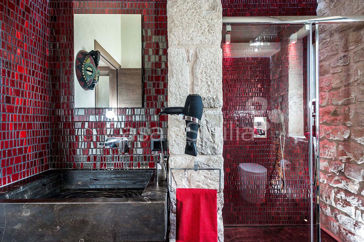 Corte Moscata Villa con Piscina in Campagna affitto Noto Sicilia - 31