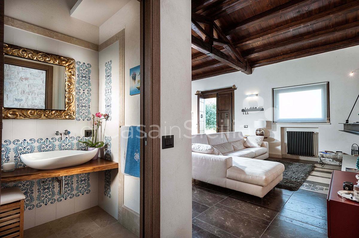 Corte Moscata Villa con Piscina in Campagna affitto Noto Sicilia - 33