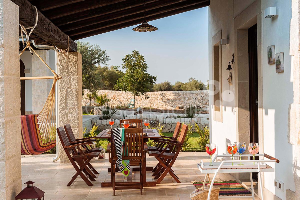 Corte Moscata Villa con Piscina in Campagna affitto Noto Sicilia - 36