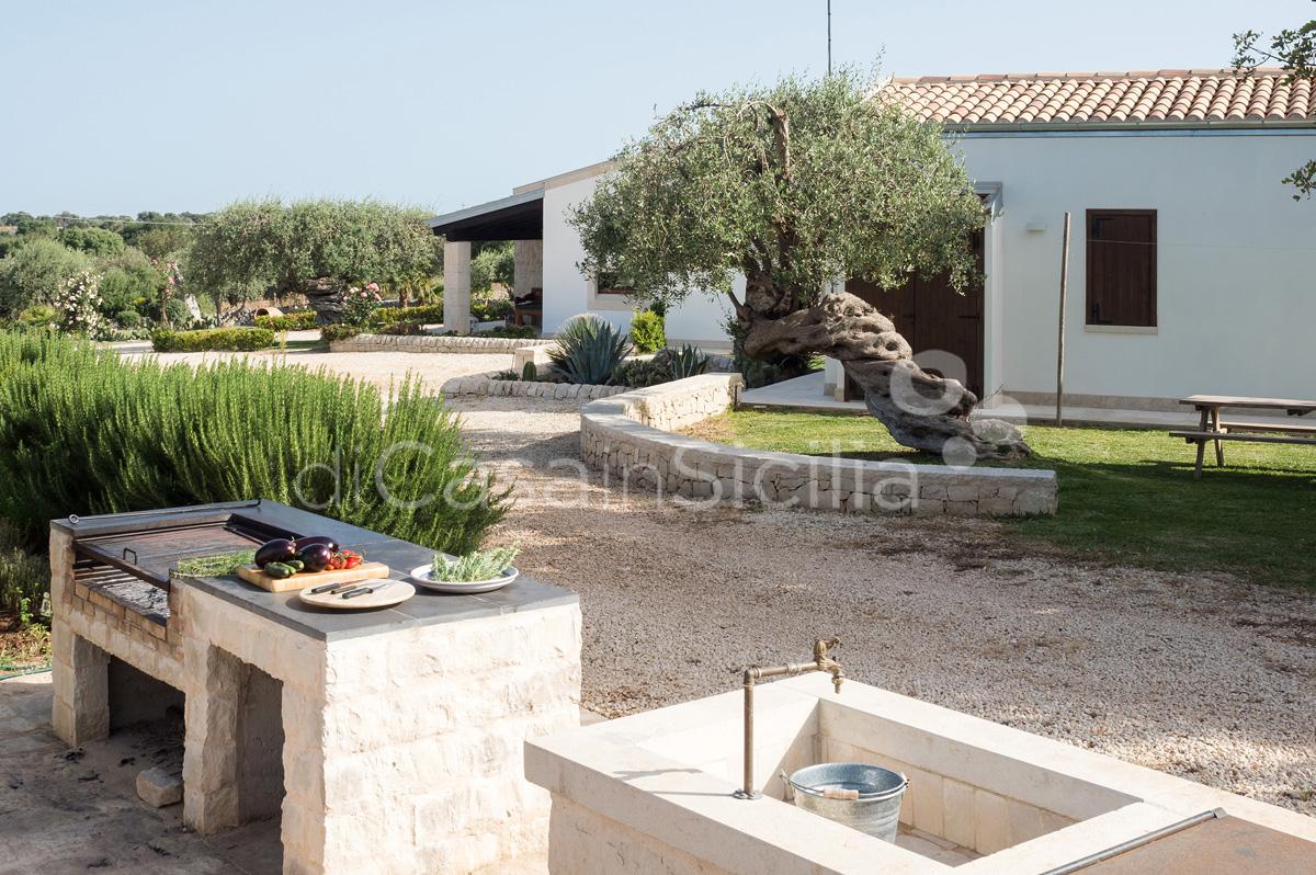 Corte Moscata Villa con Piscina in Campagna affitto Noto Sicilia - 38