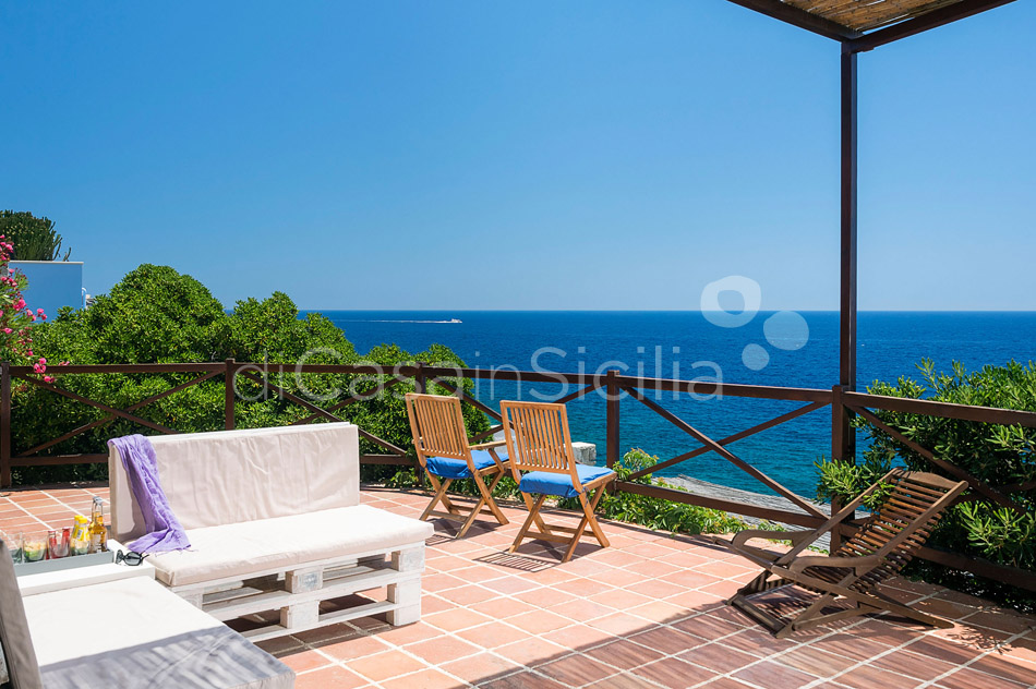 Costa Bianca Ferdinando Seafront House for rent Syracuse Sicily - 6