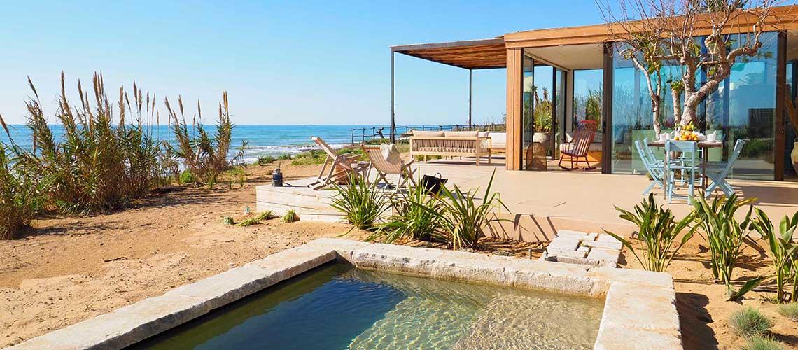 Dimora di Circe Sicily Beach Villa Rental for 2 near Ispica - 0