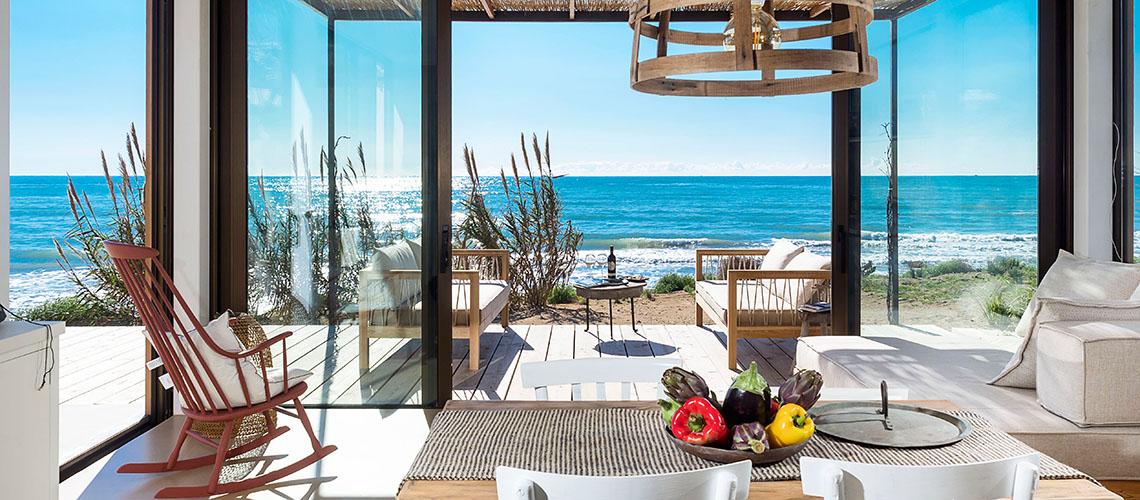 Dimora di Circe Sicily Beach Villa Rental for 2 near Ispica - 1