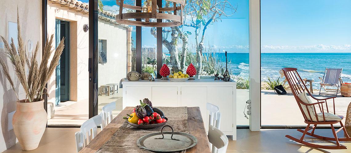 Dimora di Circe Sicily Beach Villa Rental for 2 near Ispica - 2