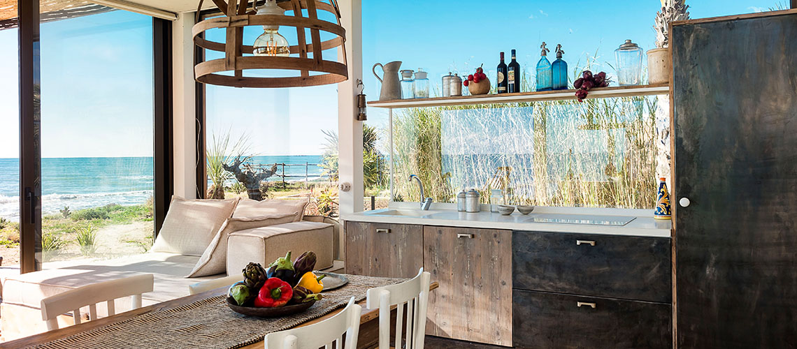 Dimora di Circe Sicily Beach Villa Rental for 2 near Ispica - 3