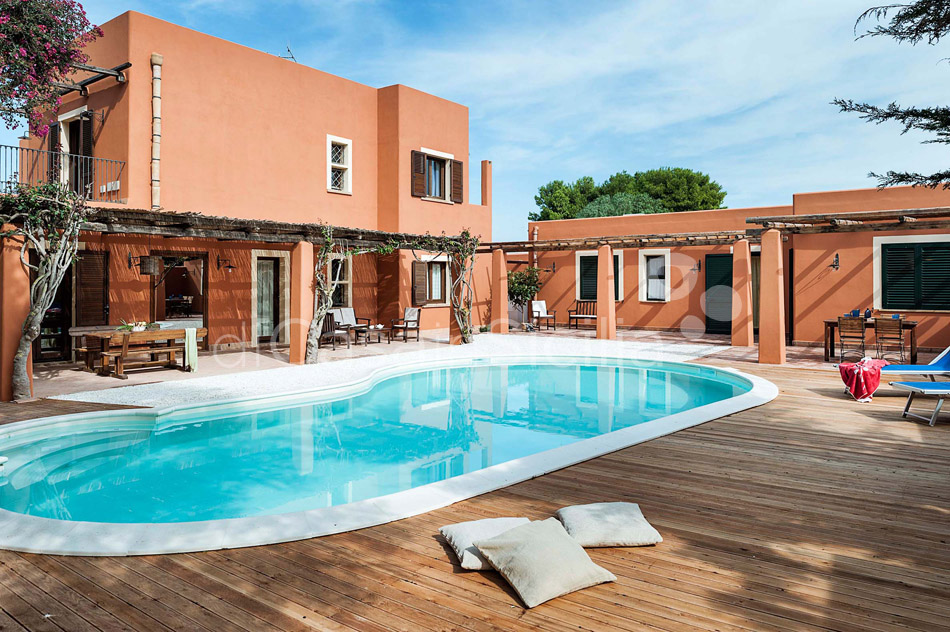 Arangea Family Villa with Pool for rent near Marsala Sicily  - 5
