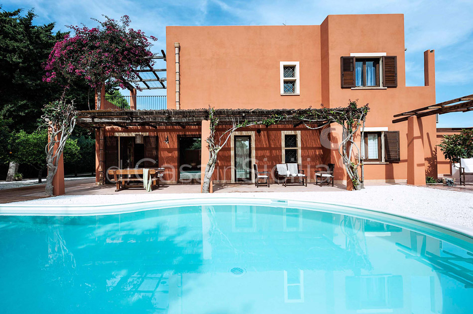 Arangea Family Villa with Pool for rent near Marsala Sicily  - 8