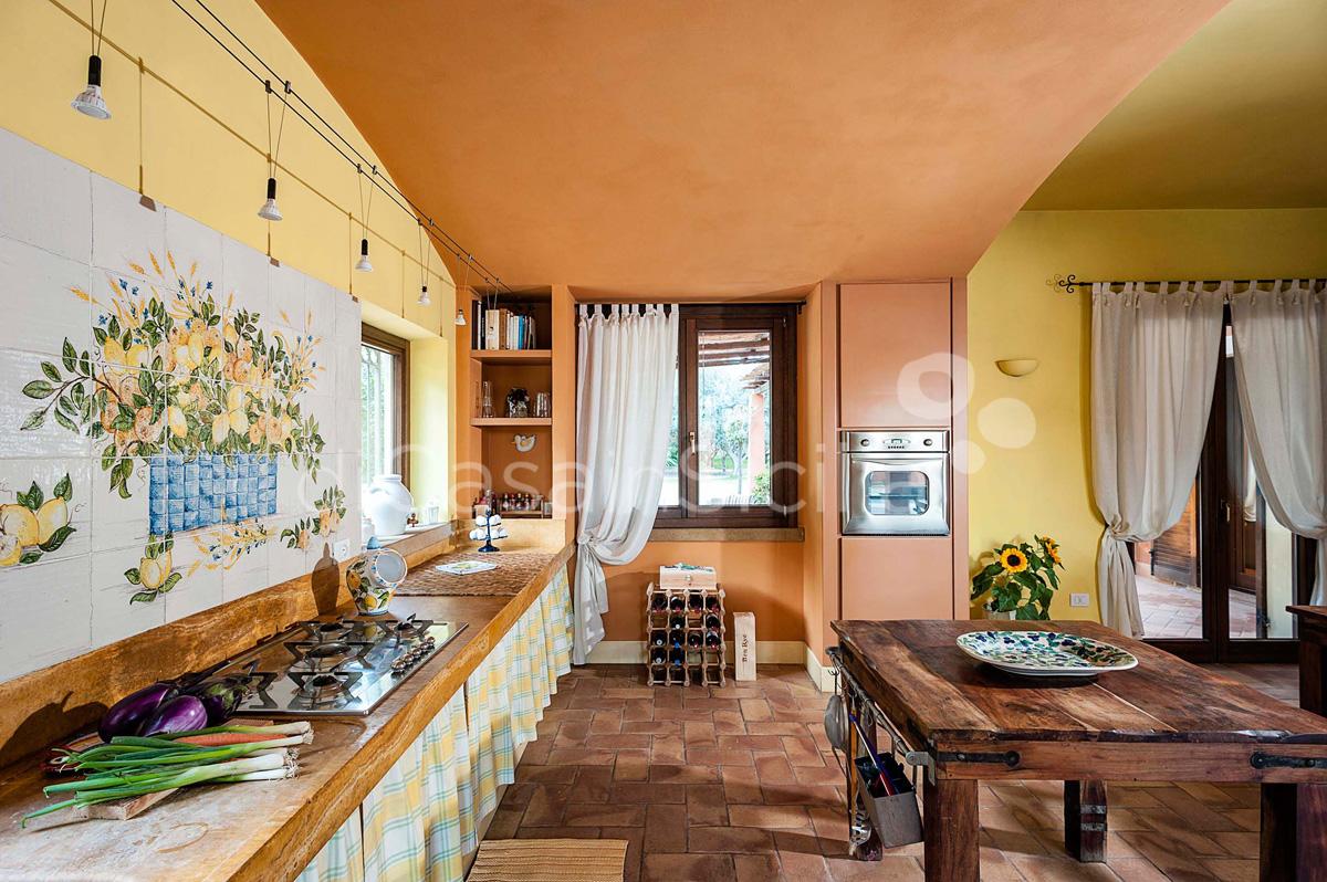 Arangea Familienvilla mit Swimmingpool zur Miete in Marsala Sizilien - 20