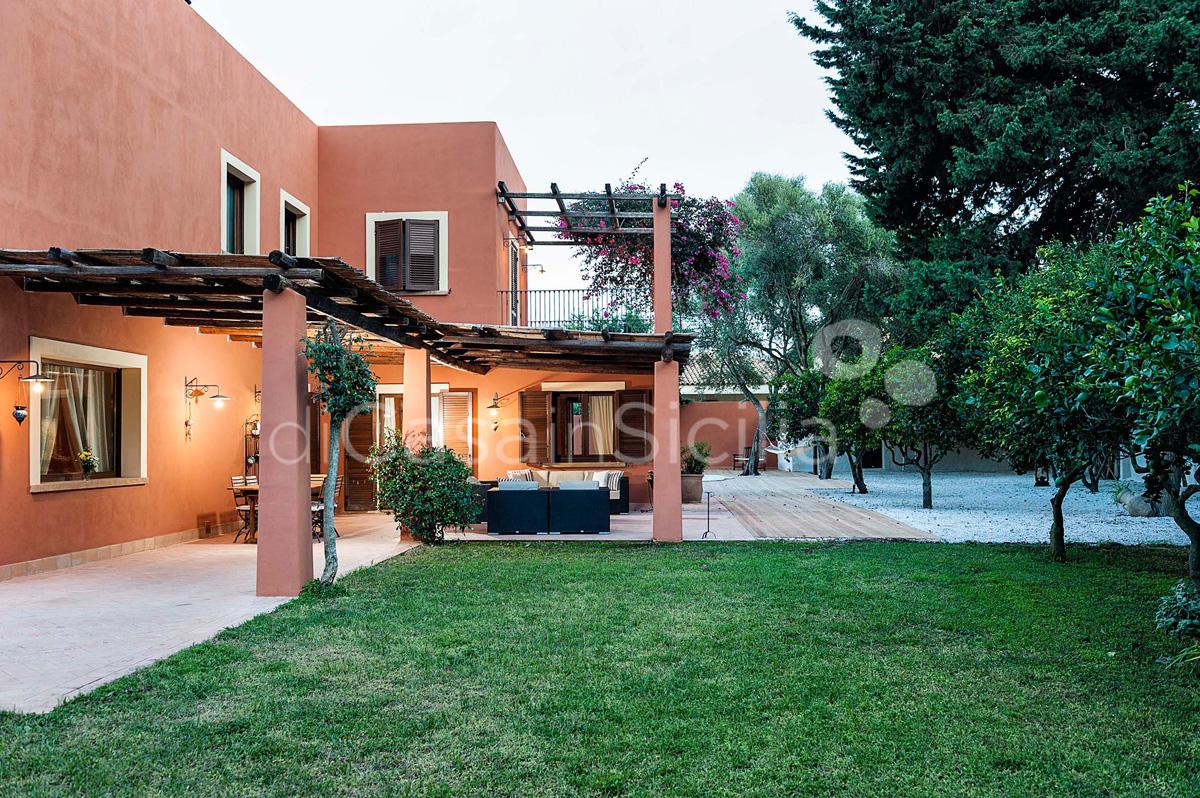 Arangea Familienvilla mit Swimmingpool zur Miete in Marsala Sizilien - 43