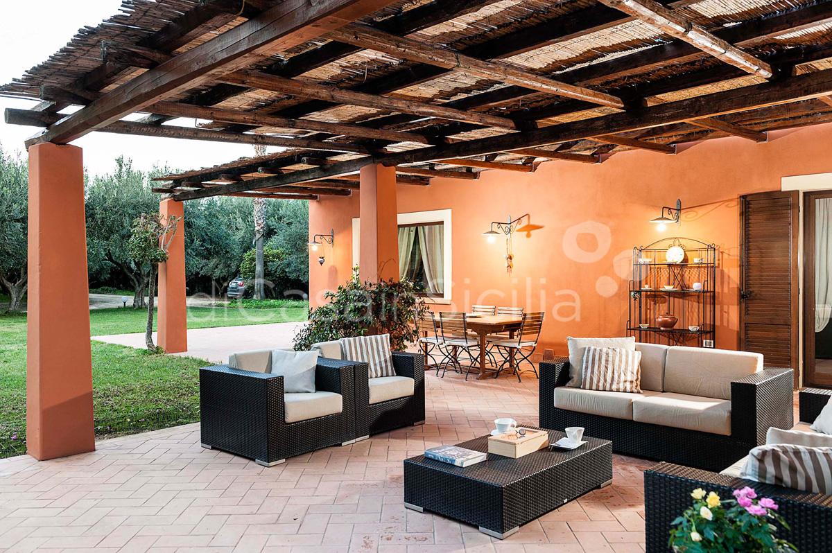 Arangea Familienvilla mit Swimmingpool zur Miete in Marsala Sizilien - 44