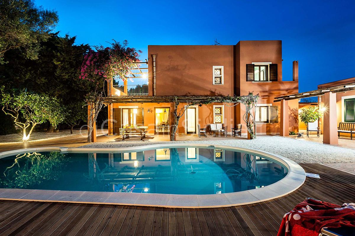 Arangea Familienvilla mit Swimmingpool zur Miete in Marsala Sizilien - 50