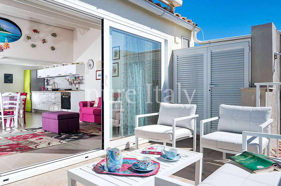 Seaside apartments near amenities, Ragusa   Pure Italy - 12