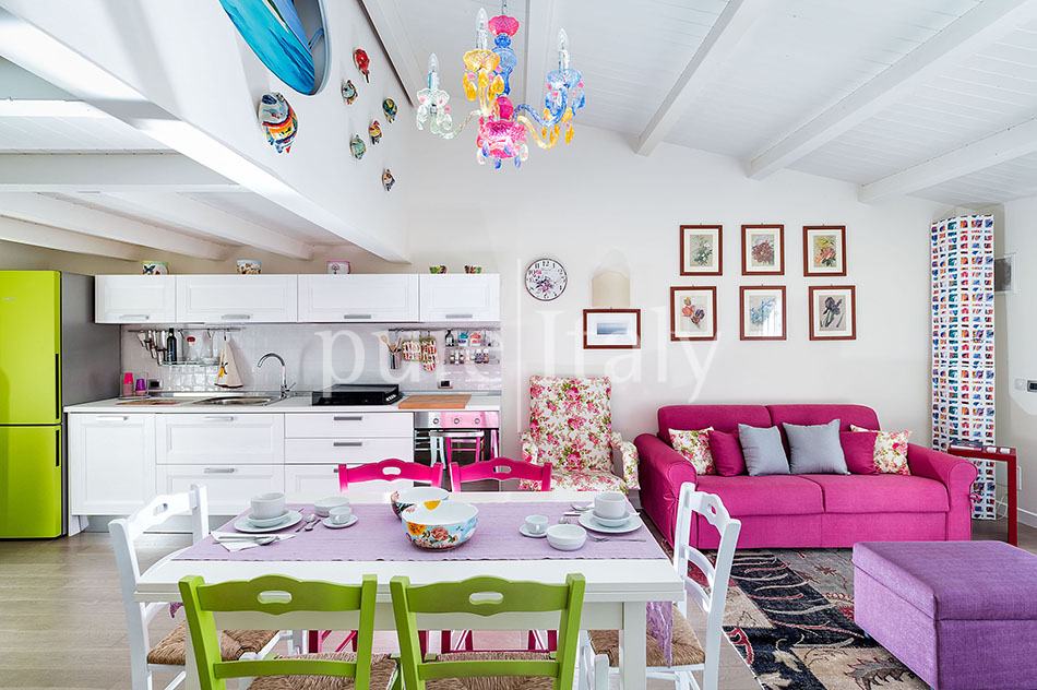 Seaside apartments near amenities, Ragusa   Pure Italy - 22