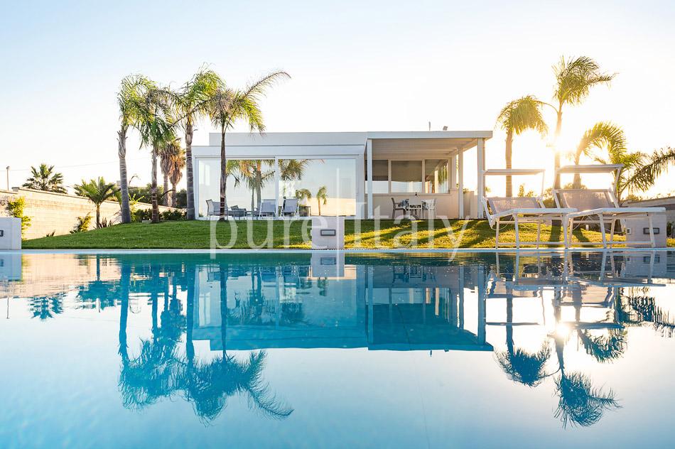 Moderne Häuser am Meer, Westsizilien   Pure Italy - 11