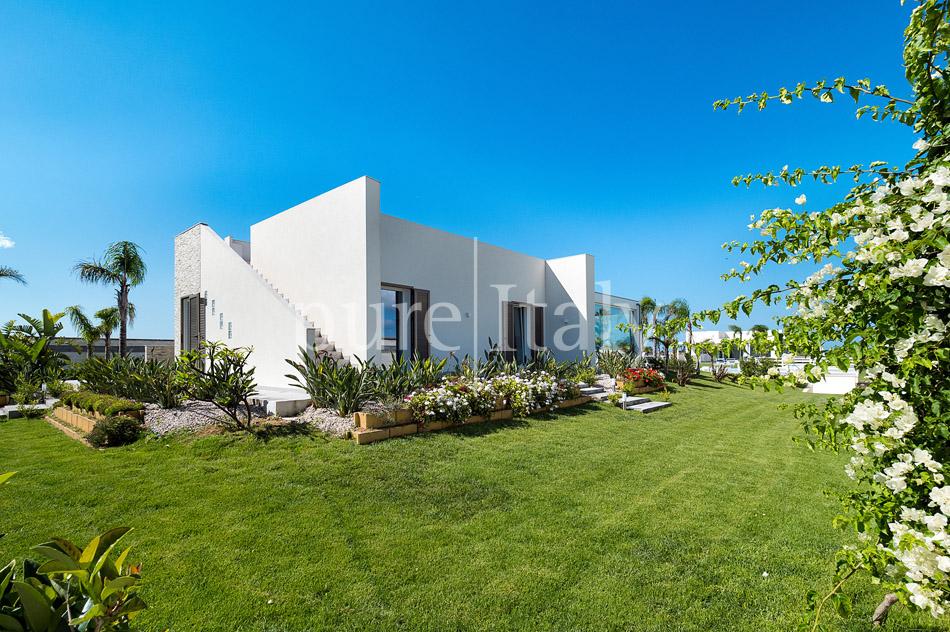 Moderne Häuser am Meer, Westsizilien   Pure Italy - 13