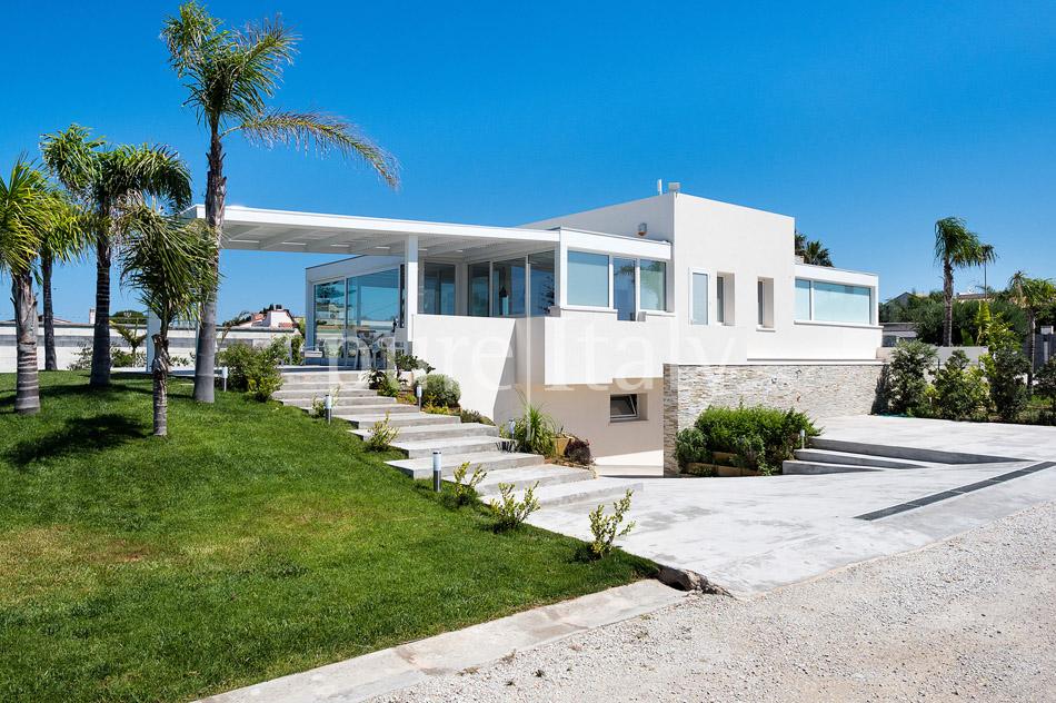 Moderne Häuser am Meer, Westsizilien   Pure Italy - 14