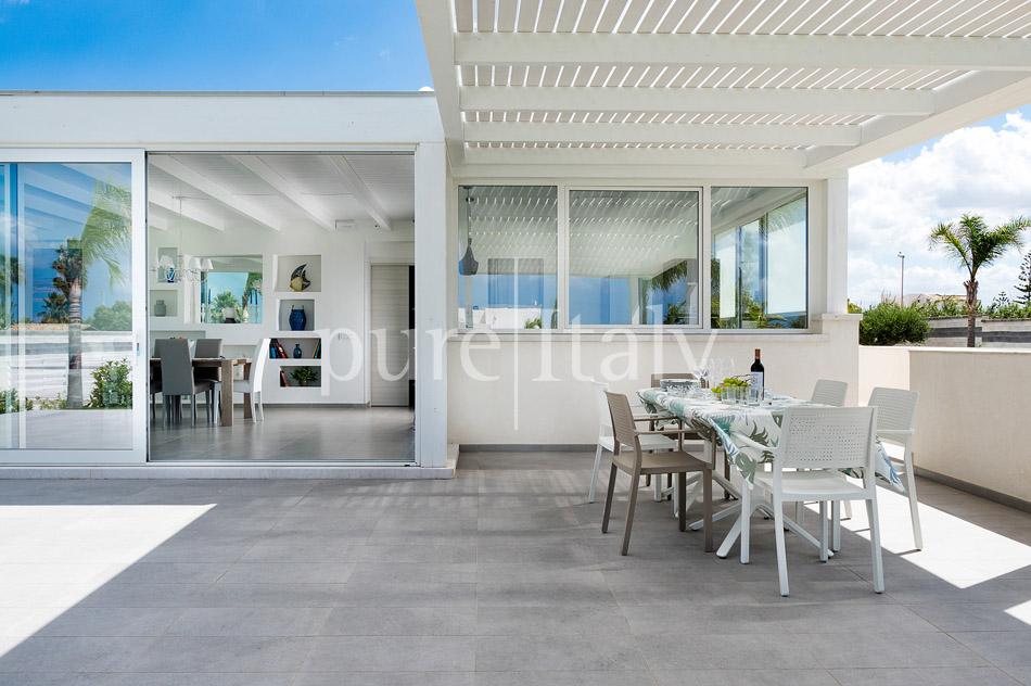 Moderne Häuser am Meer, Westsizilien   Pure Italy - 18