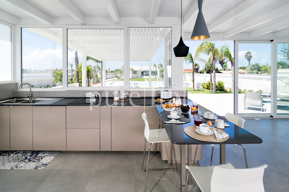 Moderne Häuser am Meer, Westsizilien   Pure Italy - 20
