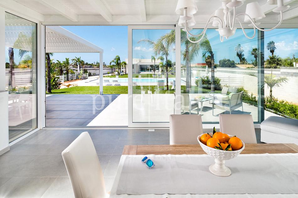 Moderne Häuser am Meer, Westsizilien   Pure Italy - 23