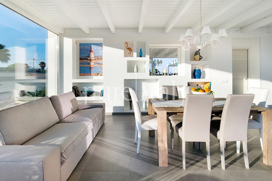 Moderne Häuser am Meer, Westsizilien   Pure Italy - 24