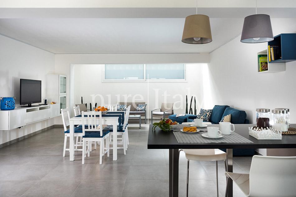 Moderne Häuser am Meer, Westsizilien   Pure Italy - 38