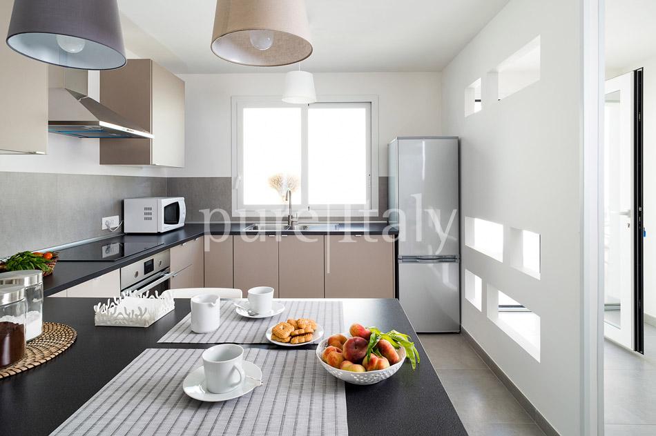 Moderne Häuser am Meer, Westsizilien   Pure Italy - 40