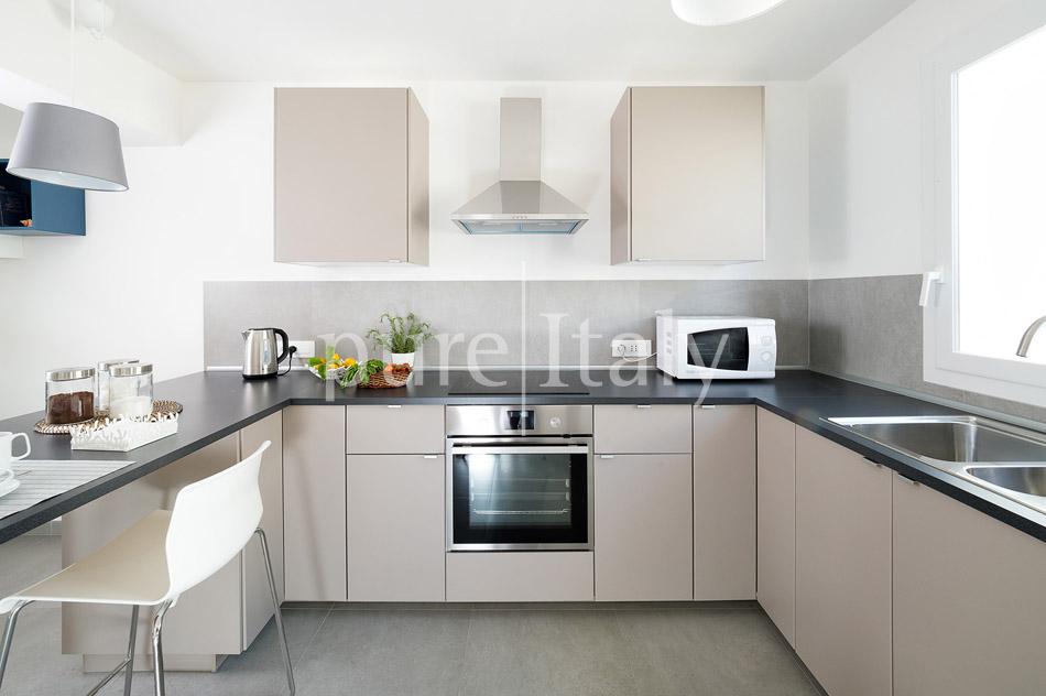 Moderne Häuser am Meer, Westsizilien   Pure Italy - 41