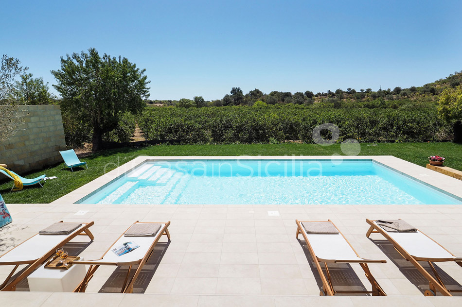 Helorus Nocellara Country Apartment with Pool for rent near Noto - 0