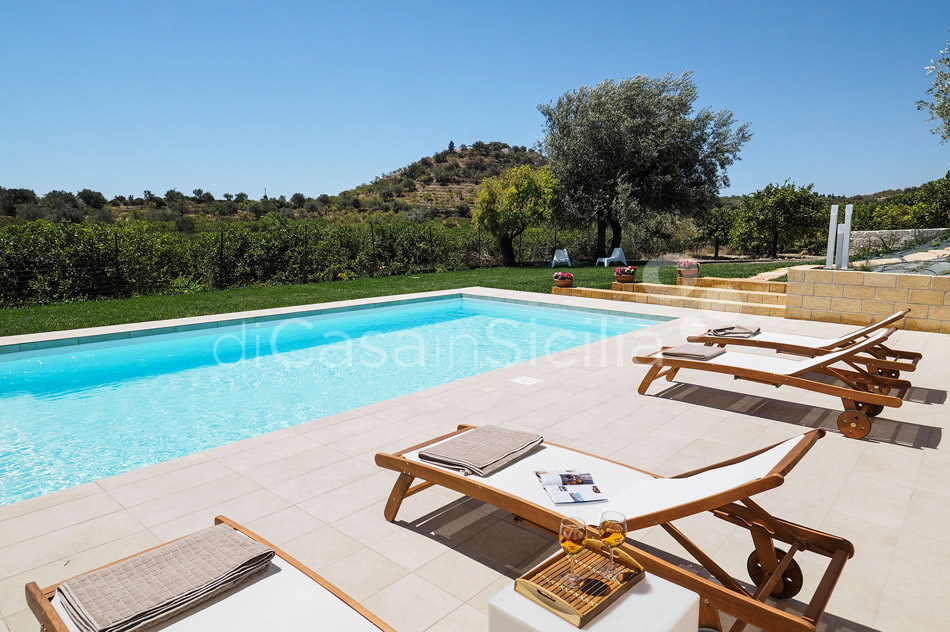 Helorus Nocellara Country Apartment with Pool for rent near Noto - 1