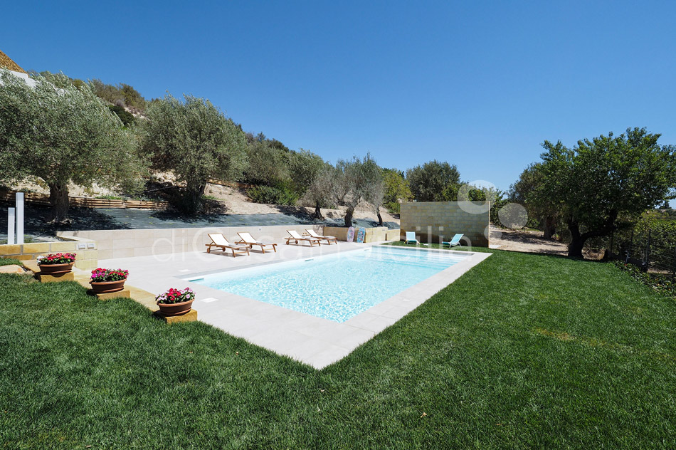 Helorus Nocellara Country Apartment with Pool for rent near Noto - 2