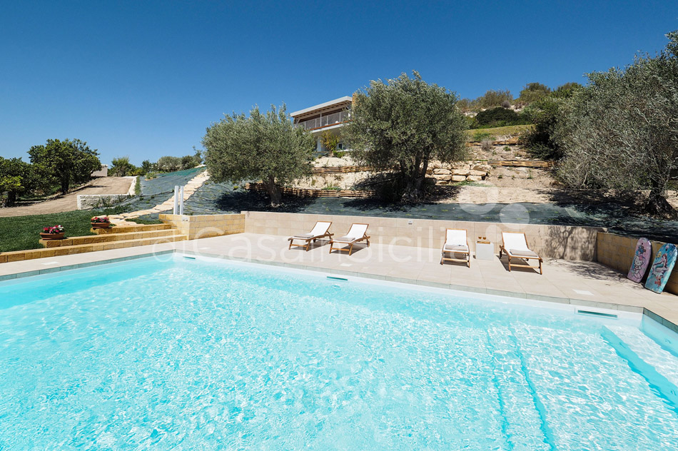 Helorus Nocellara Country Apartment with Pool for rent near Noto - 4