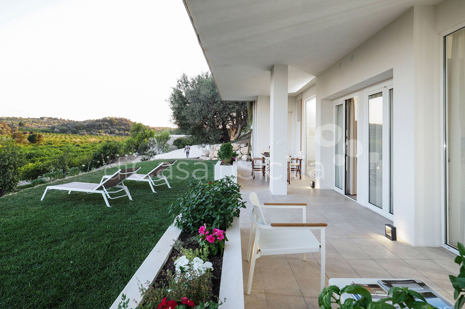 Helorus Nocellara Country Apartment with Pool for rent near Noto - 6