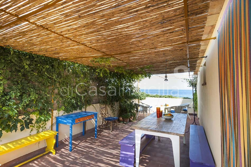 Sea-front homes in authentic fishing village, Ionian Riviera|Di Casa in Sicilia - 0