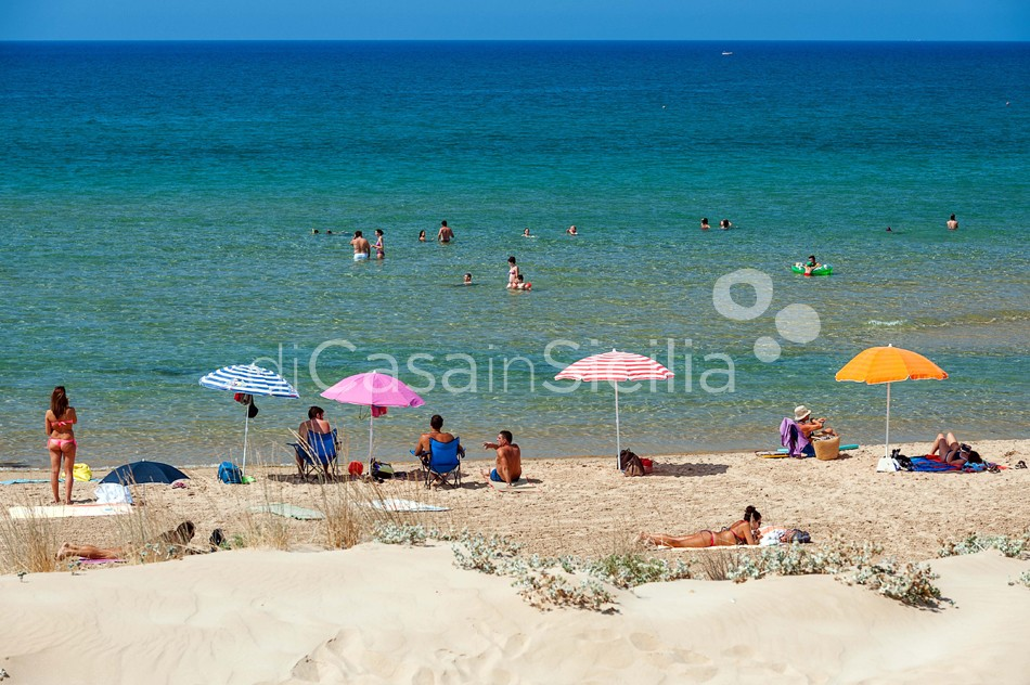 Isla Verde Carrubi Sea View Villa Rental with Pool Scicli Sicily - 29