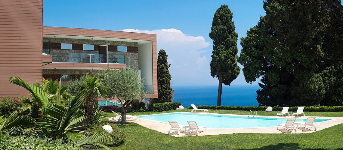 Isola Bella 1 Sicily Luxury Apartment with Pool for rent Taormina - 33