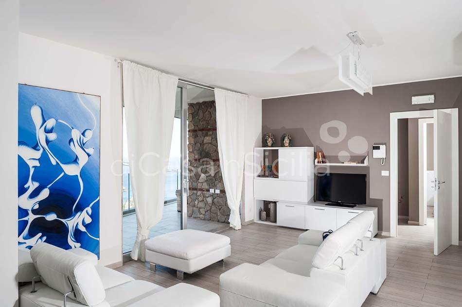 Isola Bella 1 Sicily Luxury Apartment with Pool for rent Taormina - 5
