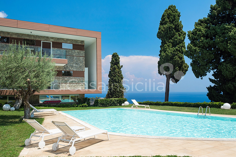 Isola Bella 1 Sicily Luxury Apartment with Pool for rent Taormina - 19