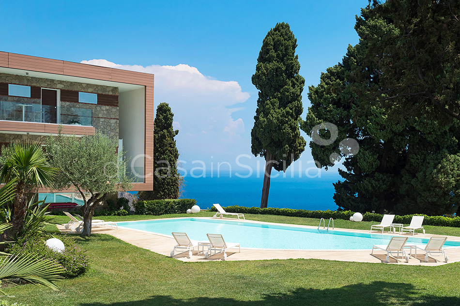 Isola Bella 1 Sicily Luxury Apartment with Pool for rent Taormina - 20