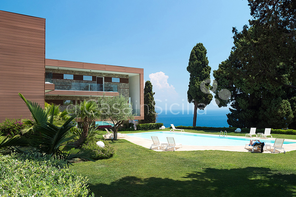 Isola Bella 1 Luxuswohnung mit Swimmingpool in Taormina Sizilien  - 21