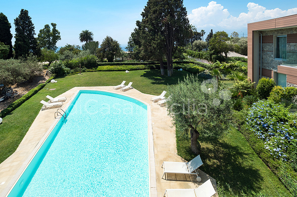 Isola Bella 1 Luxuswohnung mit Swimmingpool in Taormina Sizilien  - 24
