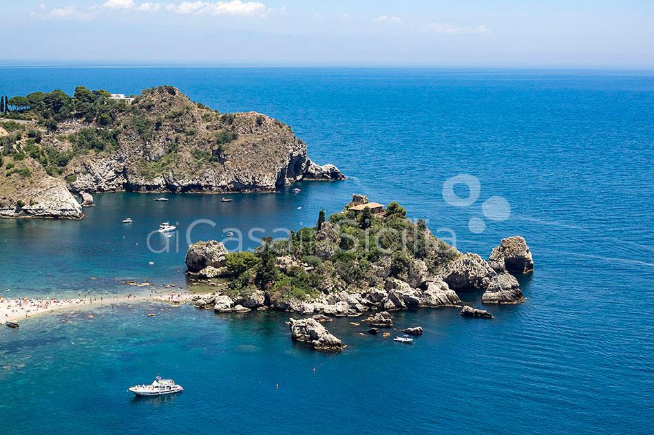Isola Bella 4 Appartamento di Lusso Vista Mare Taormina Sicilia - 0