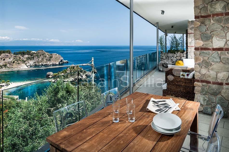 Isola Bella 4 Appartamento di Lusso Vista Mare Taormina Sicilia - 1