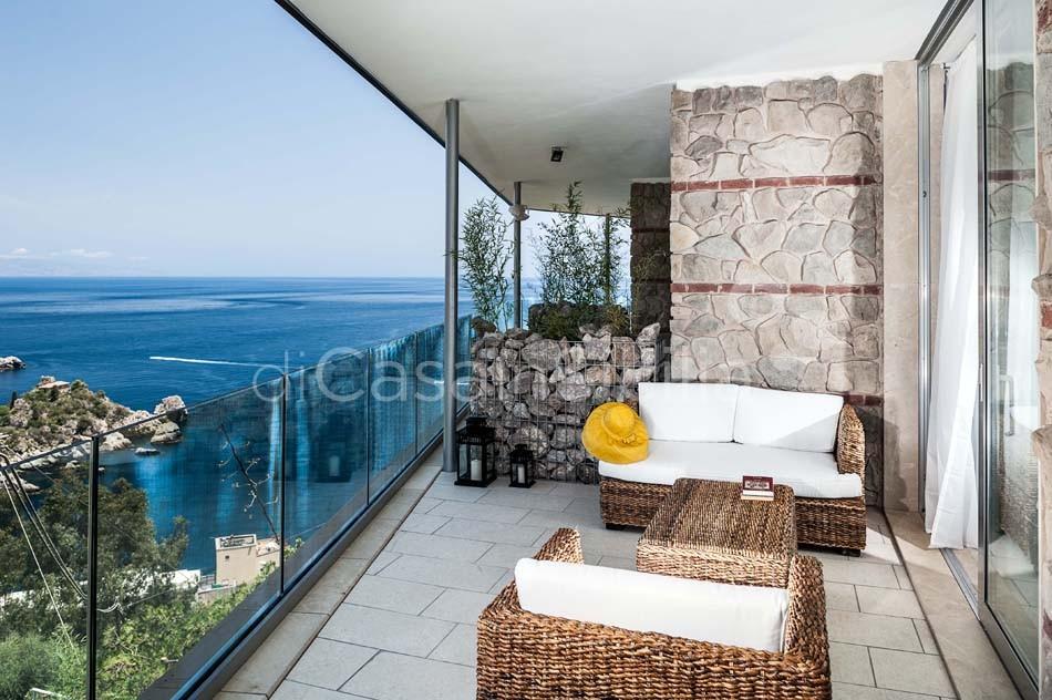 Isola Bella 4 Appartamento di Lusso Vista Mare Taormina Sicilia - 2