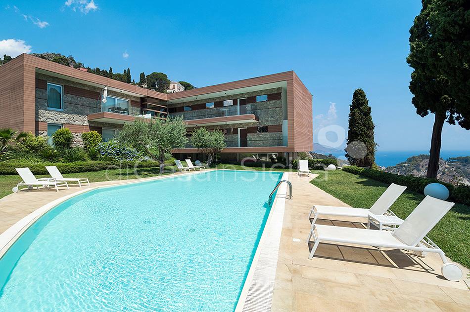 Isola Bella 4 Appartamento di Lusso Vista Mare Taormina Sicilia - 19